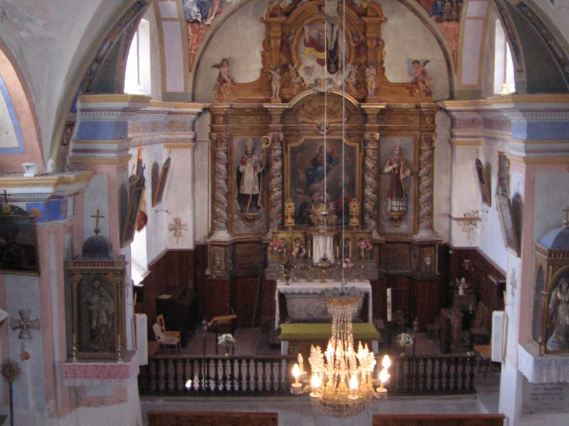 Montgellafrey tourism office la chambre for Bus saint avre la chambre saint francois longchamp