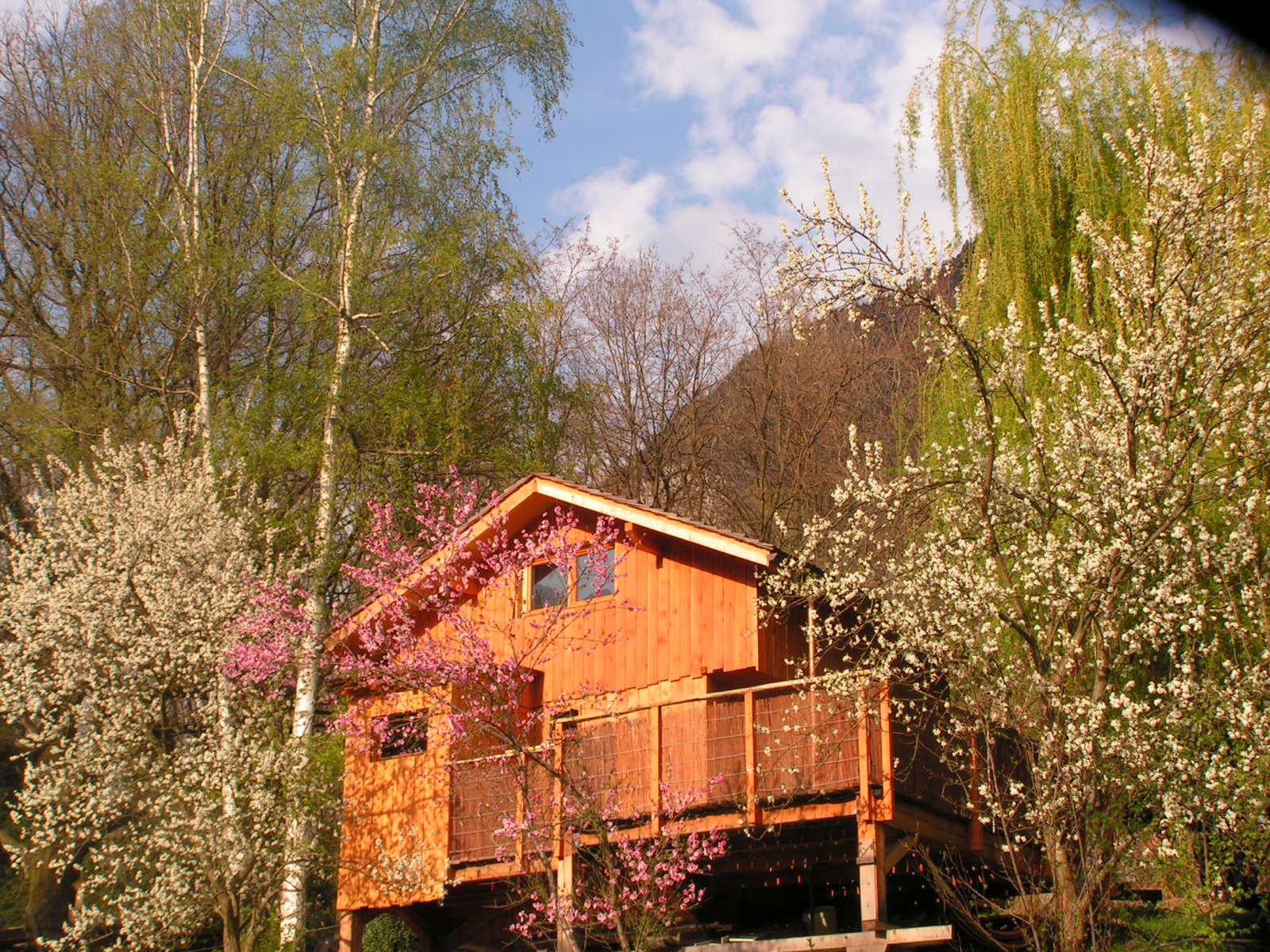 La chapelle tourism office la chambre for Bus saint avre la chambre saint francois longchamp