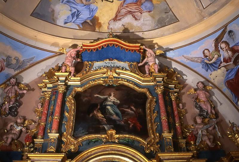 Eglise saint th odule office de tourisme la chambre for Bus saint avre la chambre saint francois longchamp
